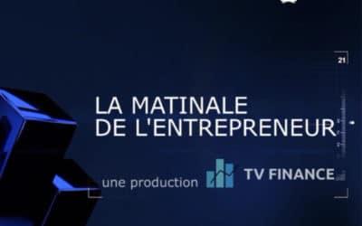 L'interview d'Eric SOUQUES sur TV Finance – La Tribune